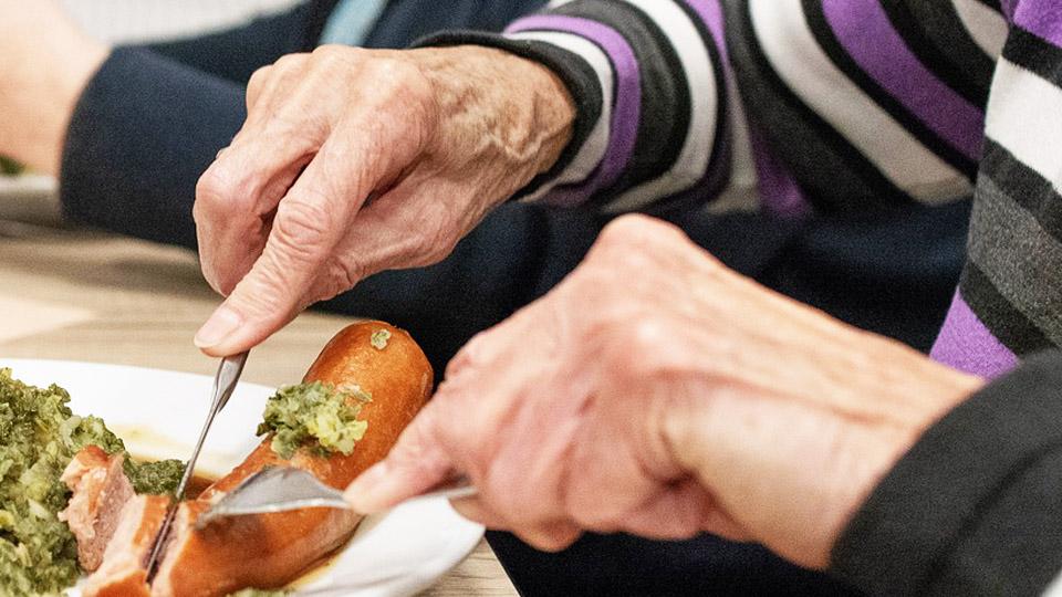 näringsriktig mat för äldre